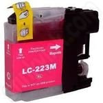 Compatible Brother LC223 Magenta Ink Cartirdge