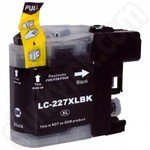 High Capacity Compatible Brother LC227XL Black Ink Cartridge