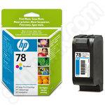 High Capacity HP 78 Tri-Colour Ink Cartridge