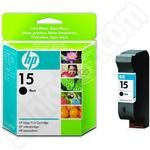 High Capacity HP 15 Black ink cartridge