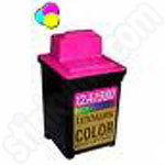 Refilled Lexmark 80 Ink Cartridge