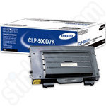 Samsung CLP-500D7K Black Toner Cartridge