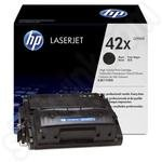 High Capacity HP 42X Toner Cartridge