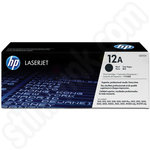 Original HP 12A Toner Cartridge
