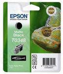 Epson T0348 Matte Black Ink Cartridge