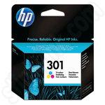 HP 301 Tri Colour Ink Cartridge