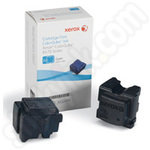 Xerox 108R00931 Twin-Pack of Solid Cyan Inks