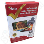 Premium 6x4 Glossy Photo Paper - 100 Sheets