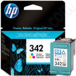 HP 342 Tri-Colour ink cartridge
