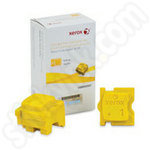 2-pack of Xerox 108R00997 Yellow Solid Ink Sticks