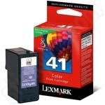 Lexmark 41 Color Print Cartridge 205 Pages