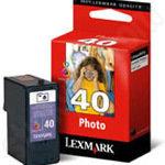 Lexmark No 40 Photo Inkjet Cartridge