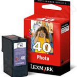 Lexmark No 40 Photo Inkjet Cartridge