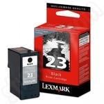 Lexmark 23 Black Ink Cartridge (Return Program)