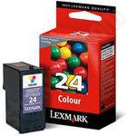Lexmark 24 Colour Ink Cartridge