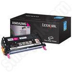 Lexmark X560 Standard Yield Magenta Print Cartridge 4k