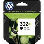 High Capacity HP 302XL Black Ink Cartridge