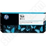 HP 764 Grey Ink Cartridge