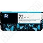 HP 764 Matte Black Ink Cartridge