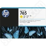 HP 765 Yellow Ink Cartridge
