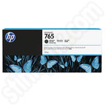 HP 765 Matte Black Ink Cartridge