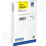 Extra High Capacity Epson T9074 Yellow Ink Cartridge