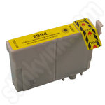 High Capacity Compatible Epson 29XL Yellow Ink Cartridge