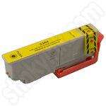 High Capacity Compatible Epson 33XL Yellow Ink Cartridge