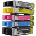 Multipack of Compatible High Capacity HP 364XL Ink Cartridges With Photo Black