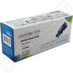 Remanufactured High Capacity Dell E525w Cyan Toner Cartridge