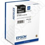 Extra High Capacity Epson T8651 Black Ink Cartridge