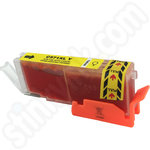 Compatible High Capacity Canon CLi-571 Yellow Ink Cartridge