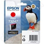 Epson T3247 Red Ink Cartridge