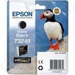 Epson T3248 Matte Black Ink Cartridge