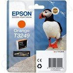 Epson T3249 Orange Ink Cartridge