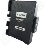 Compatible Ricoh GC-41K Black Gel Ink Cartridge