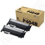 Samsung CLT-P404B Twinpack of Black Toner Cartridges