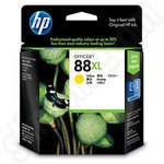 High Capacity HP 88 Yellow Ink Cartridge