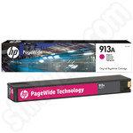 HP 913A Magenta Ink Cartridge