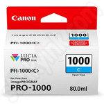 Canon PFI-1000C Cyan Ink Cartridge