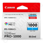 Canon PFI-1000C Cyan Ink Cartridge