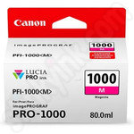 Canon PFI-1000M Magenta Ink Cartridge