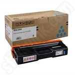 Ricoh 407544 Cyan Toner Cartridge