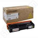 Ricoh 407546 Yellow Toner Cartridge