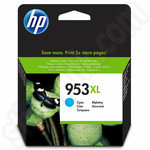 High Capacity HP 953XL Cyan Ink Cartridge