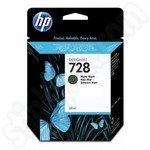 HP 728 Matte Black Ink Cartridge