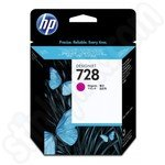 HP 728 Magenta Ink Cartridge