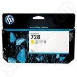 High Capacity HP 728 Yellow Ink Cartridge