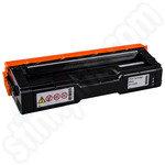 Remanufactured Ricoh 407543 Black Toner Cartridge