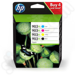 Multipack of High Capacity HP 903XL Ink Cartridges